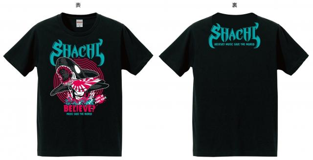 新デザインTシャツを8.9なんばHatchより発売開始!